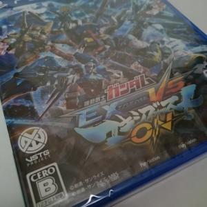 [PS4] 機動戦士ガンダム EXTREME VS. マキシブーストON