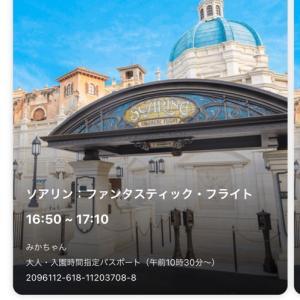 GO TOディズニーリゾート4デイス( ´ ▽ ` )ノ