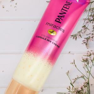 【モニター】パンテーン ミラクルズ カラーシャイン カプセルミックスクリーム