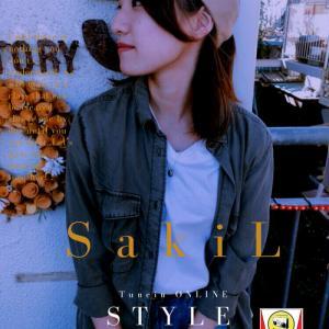 【オンラインダンスレッスン】「STYLE HIPHOP初級」SakiL(サキエル)先生