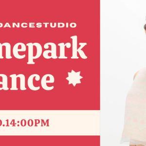 【水曜14時】テーマパークダンス