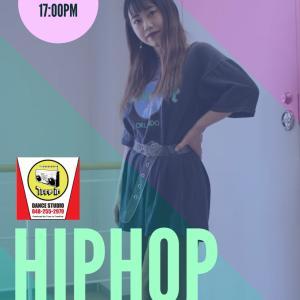 【月曜17時】KIDS HIPHOP初級小学生 Tune in DANCE STUDIO|川口