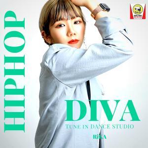 【水曜19時】HIPHOP DIVA【Tune in DANCE STUDIO 】