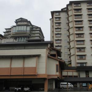 プロが選ぶ日本1位 加賀屋ホテル に行ってきました