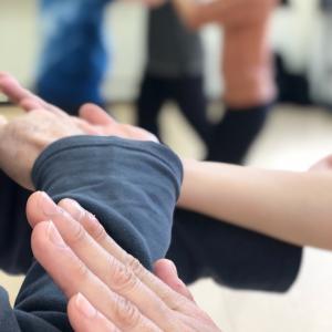 【つぶやき】健康太極拳教室で引進とか説明しちゃったよ。