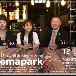 chemapark新年コンサート