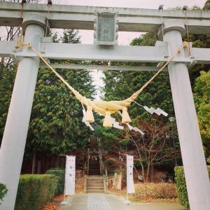 滑川神社 福島県