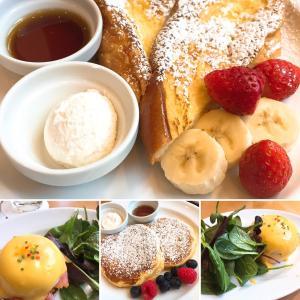 品川で!ニューヨークの朝食を♡