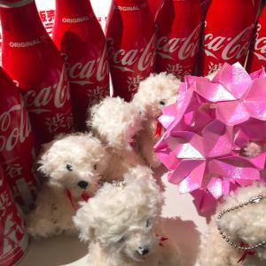 渋谷のコカ・コーラ