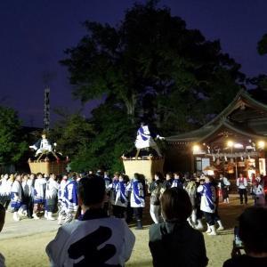 タカシー秋祭りの一日
