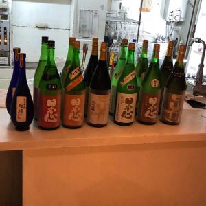 日本酒うまー