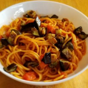 実はスパゲティも好き