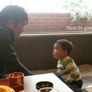 息子とオットが初めて出会った日から10年経ちました