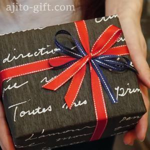 持ち込みラッピング事例 誕生日プレゼントの腕時計