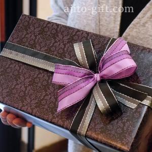 持ち込みラッピング事例 誕生日プレゼントのぬいぐるみ