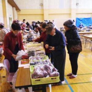 農業女性グル-プ祭開催