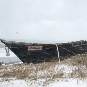 、北朝鮮国籍か木造船が漂着