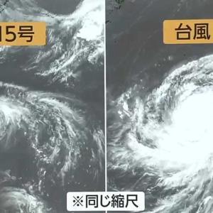 台風19号で千葉の中学校での講演が中止
