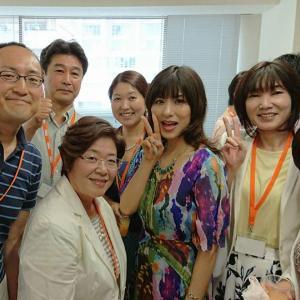 小室淑惠さん率いる株式会社ワークライフバランス15周年inドリームサミット2021