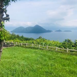 北海道旅行3 洞爺湖~羊蹄山