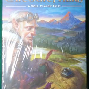 Cartographers: A Roll Player Tale(カートグラファーズ) 開封の儀