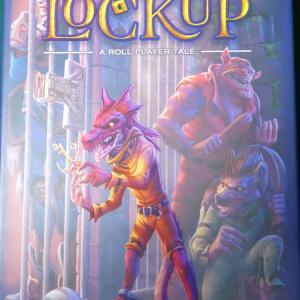『LOCKUP:A Roll Player Tale』(ロックアップ)開封の儀