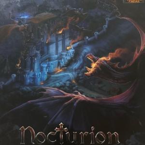 ボードゲーム【Nocturion(ノクチュリオン)】リプレイ[セッティング編]!