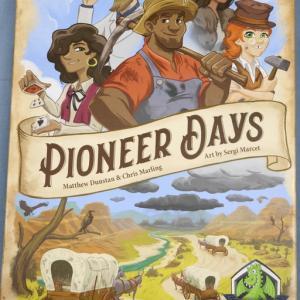 『パイオニアデイズ(Pioneer Days)』リプレイ!