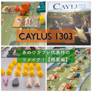 CAYLUS1303(ケイラス1303)【概要編】ワカプレの代表作!
