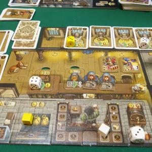 ボードゲーム《ティーフェンタールの酒場》リプレイ!