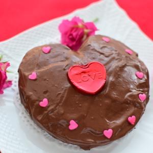 バレンタインに豆腐チョコクリーム