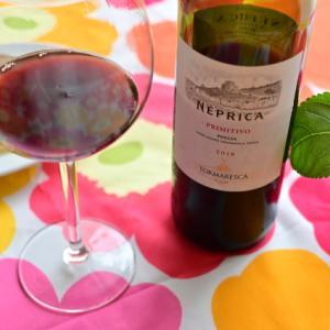 リーズナブルなワインの紹介 NEPRICA PRIMITIVO