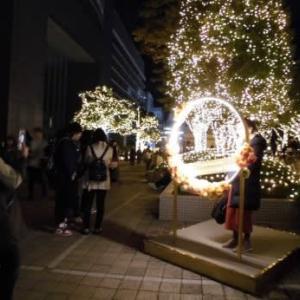 新宿駅イルミネーション
