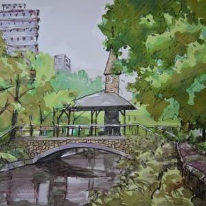 緑道公園2
