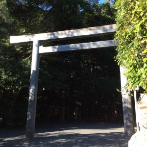 神社に親しもう☆龍の棲まう聖地☆伊雑宮