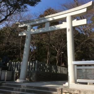 神社に親しもう☆カタカムナと浦島太郎の聖地?不思議の森のカタカムナ☆保久良神社(神戸市東灘区)
