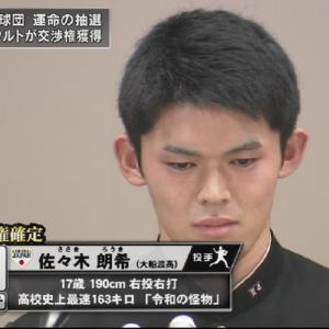 【ドラフト】ロッテファン