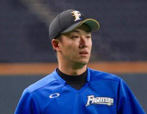 斎藤佑樹がオースティン称賛「選球眼はすごくいい」