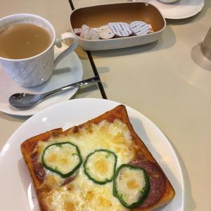 今日の朝カフェ