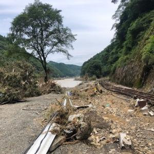 球磨川氾濫後の三ヶ浦3