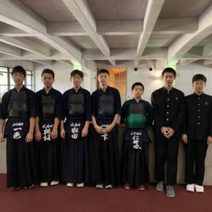 令和元年度西日本ブロック中学校剣道錬成大会
