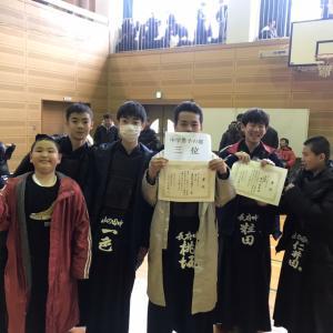 豊田町剣道大会