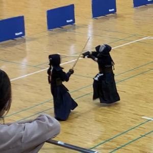 下関市中学校新人体育大会。