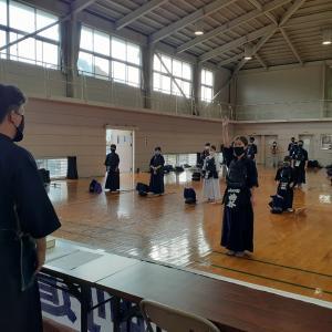 第77回山の田少年剣道部錬成大会+卒団式
