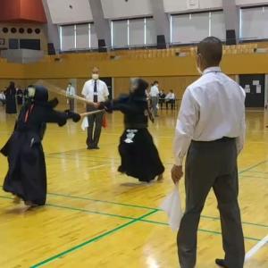 下関市中学校選手権大会 剣道の部