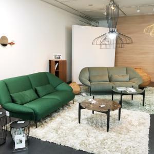 フランス家具ブランド:リーンロゼのショールーム見学