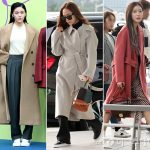 韓国旅行|急に寒くなった朝、この秋【ロングコート】を素敵に着る方法♪