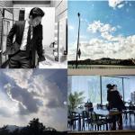 韓国旅行 【キム・スヒョン –  キム・ミギョンetc…】『サイコだけど大丈夫』ファミリーは空が好き♪