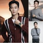 韓国旅行 【キム·スヒョン】スイス時計「MIDO」のアンバサダーに抜擢♪