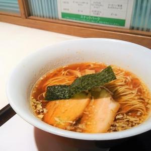 阪神名物いか焼き  中華そばカドヤ食堂  梅田ミックスジュース